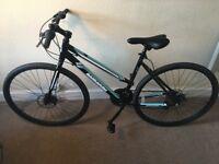 19'' Barracuda Hydrus Womens Bike
