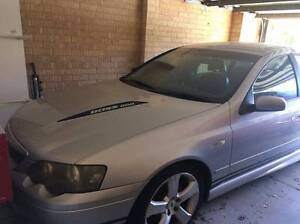 2004 Ford Falcon Sedan Mindarie Wanneroo Area Preview