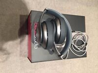 Used Beats by Dr. Dre Studio Metallic Grey