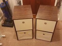 2 Lovely Bedside Tables (Free Delivery)