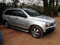 "VOLVO XC90 D5 2005 BREAKING GREY GREEN AND SILVER 2004 MANY PARTS 20"" ALLOYS"