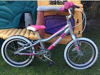 "Cuda Blox 16"" Wheel Girls bike - Light Weight & Immaculate"