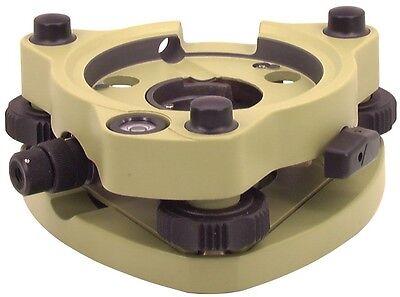 Adirpro Tribrach W Laser Plummet For Topcon Sokkia Leica Seco Surveying