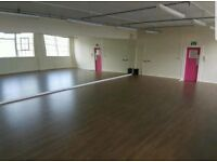 Professional dance, ballet, fitness room available £600 pcm