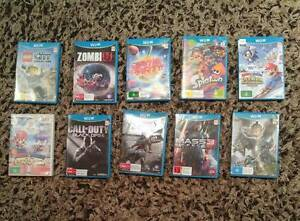 Wii U games and accessories for sale, boxed, great condition! Brompton Charles Sturt Area Preview