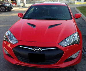 2013 Hyundai Genesis Coupe Aluminium Coupe (2 door)