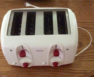 4 Slice Toaster By Sunbeam - St. Thomas