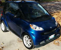 2008 Smart Fortwo Passion Coupe w/ Winter Tires & Cruise Control
