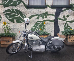 100 YR ANNIVERSARY HARLEY SOFTAIL FOR SALE