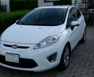 Efficient Commuter 2013 Ford Fiesta