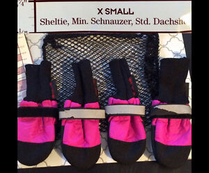 Bottes pour chiens muttlucks x-small