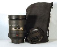 Lentille Nikon 18-200mm f/3.5-5.6G AF-S VR Nikkor lens