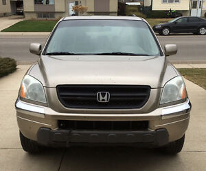 2005 Honda Pilot Lx SUV, Crossover - CHECK THIS VEHICLE OUT!!