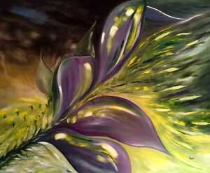 Oil and Acrylic paintings for sale by Boudreau