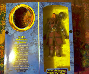 Lord of The Rings 12 inch action figures St. John's Newfoundland image 2