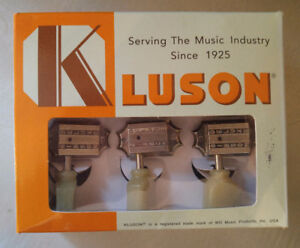 Gibson Deluxe Tuners, Tulip style, Les Paul, Kluson, 10mm