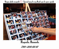 MAGNETIC MOMENTS- GIVE YOUR GUESTS THIS SPECIAL GIFT