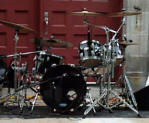 Serious Drummer available