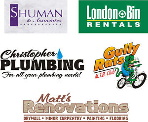 LOGO DESIGN - SIGNS - PRINTING London Ontario image 5