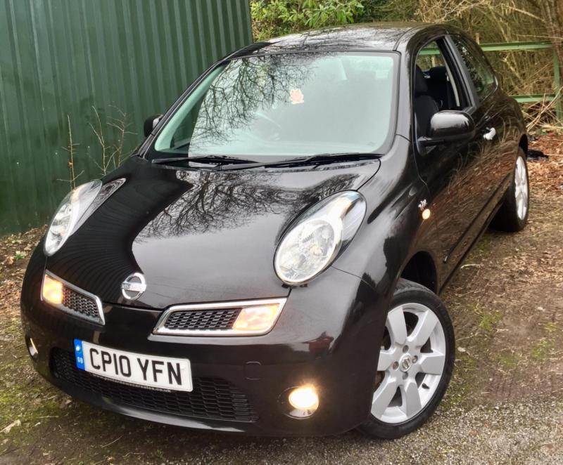 Nissan Micra 1.2 16v N-Tec**1Owner From New,Satnav,Bluetooth,Low Miles!**
