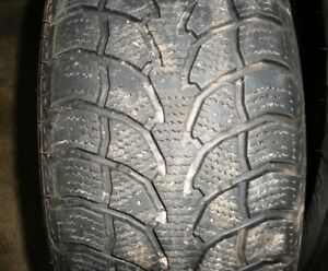2 WinterClaw Extreme Grip 225/60 R16 - condition like new