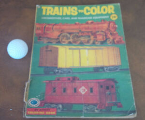 Trains to Color, 1955