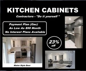 New NOT Used , cheap, High Quality white kitchen cabinets