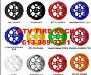 NO LIMIT REVOLVER  rims wheels CUSTOM COLORS at ATV TIRE RACK