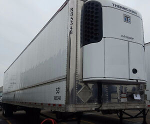 2013 Great Dane Reefer Trailer Thermo King SB330