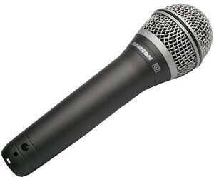 Samson Q7 Dynamic Microphone on Sale!