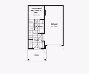 Brand new town home for march 1