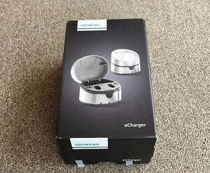 Chargeur et piles d appareils auditifs Siemens