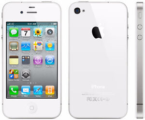 White iPhone 4 Perfect Condition