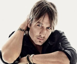 YES! SECTION 105!**(2) KEITH URBAN TICKETS -- CLOSE TO THE STAGE