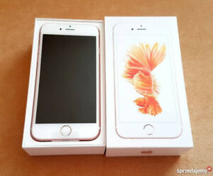 Iphone 6s 64 GB Gold (Like new)