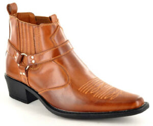 Brand New Men's Western Style Boot Shoe ( size 12) approx.