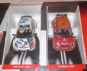 SLOT CARS set SCX C1 Rally (NEUF / New ) West Island Greater Montréal image 3
