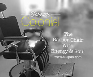 Barber chairs Salon furniture & Equipment, pedicure chairs West Island Greater Montréal image 3