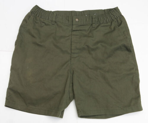 Boy Scouts of America Size 34 Mens Official Uniform Shorts Green BSA  Vintage