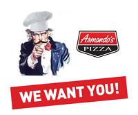 * Armando's Pizza is hiring! *