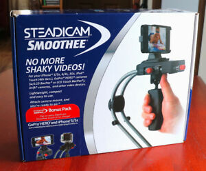 Steadicam Smoothee for iPhone/GoPro