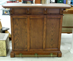 Oak Bar @ Habitat ReStore in Cobourg