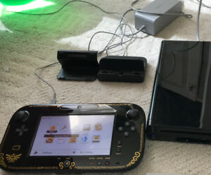 Rare Nintendo Wii U for sale. Mint Condition.