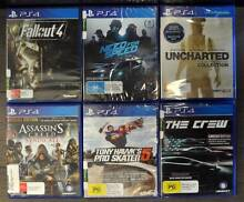 PS4 Games Black Ops 3; Need for Speed; Fallout 4; Uncharted Drake Werribee Wyndham Area Preview