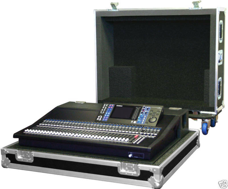 ATA Case for YAMAHA LS932 with doghouse LS9 32 YAMAHA