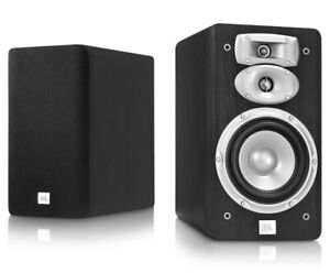 JBL Studio Series L830 Black - mint boxed pair (5 star reviews)