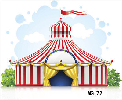 Справочный материал Circus Carnival Polyester Kid