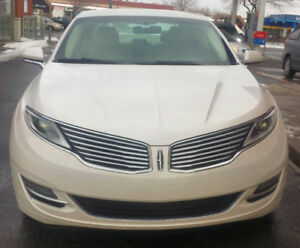 2014 Lincoln MKZ Hybrid Sedan - Like New - 46000 km