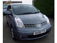 NISSAN NOTE 1.6 AUTOMATIC TENKA (42+MPG)