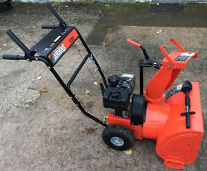 "Ariens Two-Stage (20"") 5-HP Snow Blower (Mint Condition)"